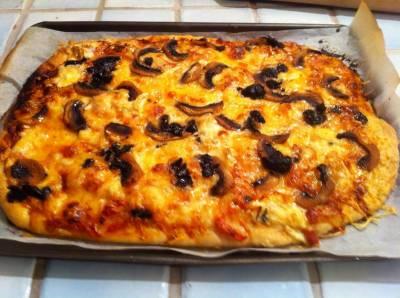 Soirée Pizza, c'est sympa !
