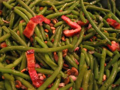 Haricots Verts et Compagnie