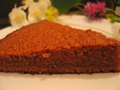 Gâteau Moelleux au Chocolat-Praliné