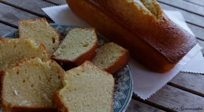 Le Classique Cake au citron (recette Pierre Hermé)