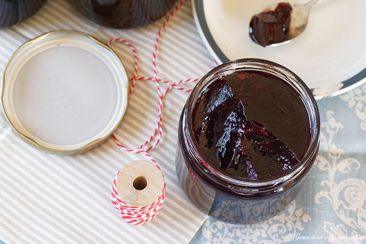 Confiture de framboises sans pépins (recette traditionnelle au sucre blanc)