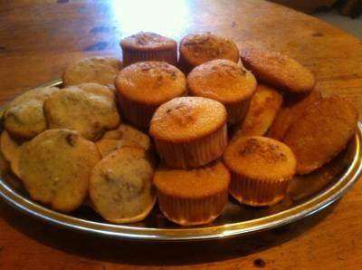 Muffins au Caramel et Ses Pépites