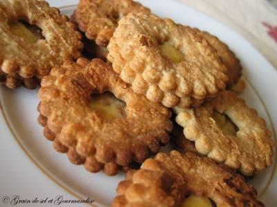 Biscuits apéritifs