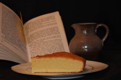 Quatre-Quart aux Zestes de Citron (inspiré de Pierre Hermé)