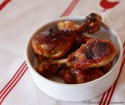 Poulet marinade saint-louis